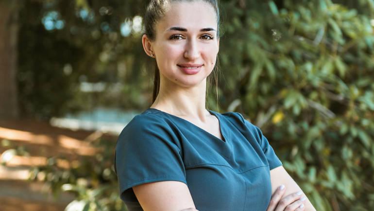 Yana Stepanchenko